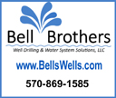 Bell Brothers Well Drilling/Water System Solutions