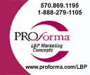 Proforma  LBP Marketing Concepts