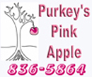Purkey's Pink Apple
