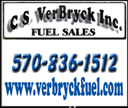 C.S.VerBryck, Inc Fuel Sales, Inc